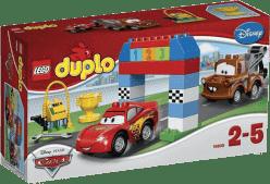 LEGO® DUPLO® Disney Pixar Cars™ – Klasický závod