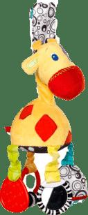 BRIGHT STARTS Hračka senzorická žirafa, 0m+