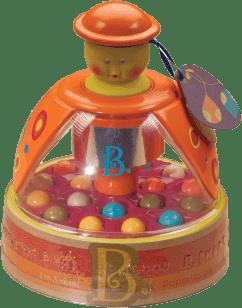 B-TOYS Farebný popcorn Poppitoppy