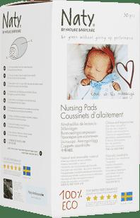 NATY NATURE BABYCARE PRSNÉ VLOŽKY do podprsenky (30 ks)