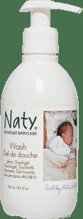 NATY NATURE BABYCARE ECO detské tekuté mydlo 250 ml
