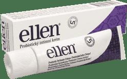 ELLEN Probiotický intímne krém 15 ml