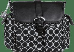 KALENCOM Přebalovací taška Double Duty Black Holes