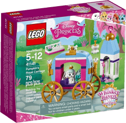 LEGO® Disney Princezné Tekvicový kráľovský kočiar