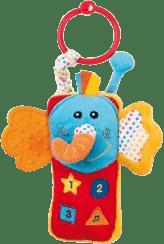 CANPOL Babies Plyšový telefon - slon