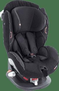 BESAFE iZi Comfort X3 Autosedačka - Černá 25
