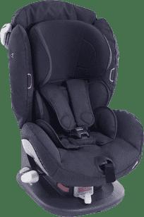 BESAFE iZi Comfort X3 Autosedačka – Černá klasik 64