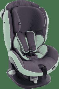 BESAFE iZi Comfort X3 Autosedačka zelená/šedá 68