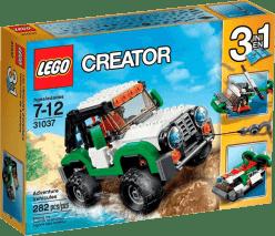 LEGO® Creator Expedičná vozidlá