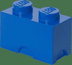 LEGO® Box do przechowywania rozmiar 2 niebieski