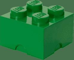 LEGO® Úložný box veľkosť 3 tmavo zelená