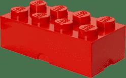 LEGO® Úložný box veľkosť 4 červená