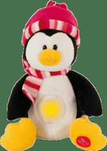 ANSMANN Plyšové zvieratko so svetielkom - tučniak Paula