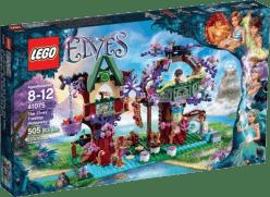 LEGO® Elves Elfský úkryt v korune stromu