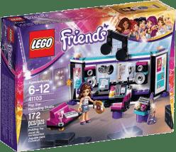 LEGO® Friends Studio nagrań gwiazdy Pop