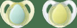 TOMMEE TIPPEE Šidítko Cherry latex 2 ks 0-6m Basic-kluk