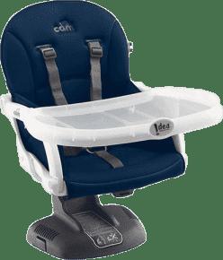 CAM Jedálenská stolička IDEA - modrá