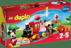 LEGO® DUPLO® Disney (tm) Parada urodzinowa myszki Miki i Minnie