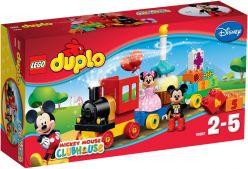 LEGO® DUPLO® Disney TM Prehliadka k narodeninám Mickeyho a Minnie