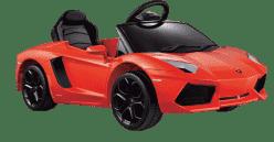 BUDDY TOYS Elektryczne auto Aventador
