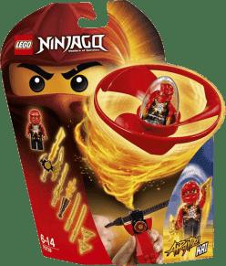 LEGO® Ninjago Kaiův letoun Airjitzu
