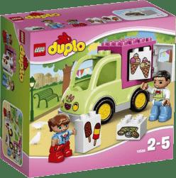 LEGO® DUPLO® zmrzlinárske dodávka