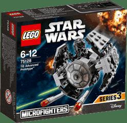 LEGO® Star Wars TM TIE Advanced Prototype™ (Prototyp TIE Advanced)