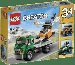 LEGO® Creator Dopravné vrtuľník