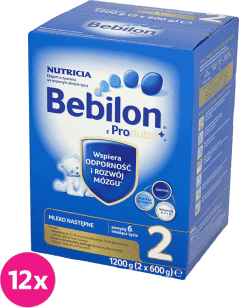 12x BEBILON 2 (1200g)