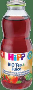 HIPP BIO Šípkový čaj se šťávou z červených plodů 500ml