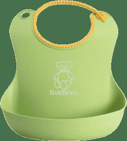 BABYBJÖRN Podbradník mäkký Soft, zelený