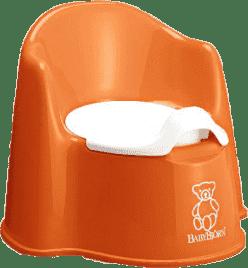 BABYBJÖRN Nočník-křesílko – Oranžový