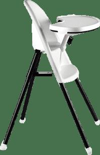 BABYBJÖRN Židle vysoká s pultíkem - White