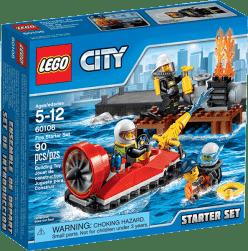 LEGO® City Fire Hasiči - Štartovacia sada