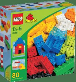 LEGO® DUPLO® Klocki podstawowe – zestaw Deluxe
