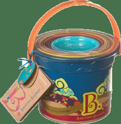 B-TOYS Skladacie kelímky bazillion Bucket