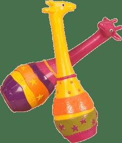 B-TOYS Rumbakoule Žirafy