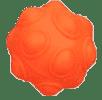 B-TOYS Mini míčky Oddballs Orange