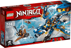 LEGO® Ninjago Jayov drak blesku
