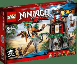 LEGO® Ninjago Wyspa Tygrysiej Wdowy