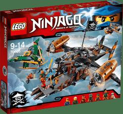 LEGO® Ninjago Nešťastná tvrz