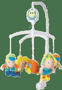 CANPOL Kolotoč plyšový děti