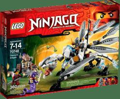 LEGO® Ninjago Tytanowy smok