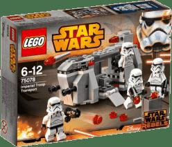 LEGO® Star Wars TM Transport szturmowców Imperium