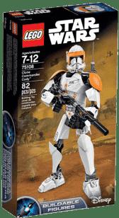 LEGO® Star Wars TM - akční figurky Velitel klonů Cody™
