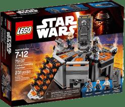 LEGO® Star Wars TM Carbon-Freezing Chamber (Karbonová mrazící komora)