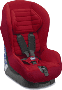 CHICCO X-Pace 9-18kg 15 race