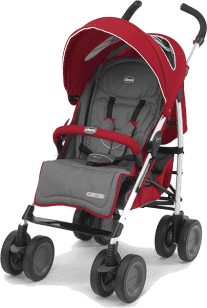 CHICCO Golfky Multiway Evo 15 – red