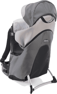 CHICCO Krosnička Finder 15 DOVE grey