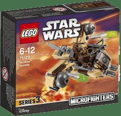 LEGO® Star Wars TM Wookiee Gunship™ (Wookieská válečná loď)